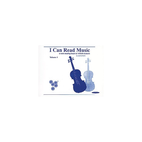 Suzuki - I Can Read Music - Violin