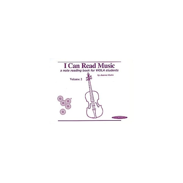 Suzuki - I Can Read Music - Viola