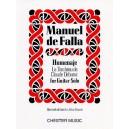 Manuel De Falla: Homenaje Le Tombeau De Claude Debussy (Guitar Solo) - De Falla, Manuel (Composer)