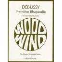 Debussy:Premiere Rhapsodie - Debussy, Claude (Artist)