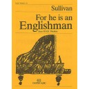 For He Is An Englishman (Easy Piano No.51) - Sullivan, Arthur Seymour (Artist)