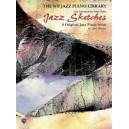 Minsky, Larry - Jazz Sketches - 8 Original Jazz Piano Solos