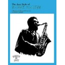 The Jazz Style Of Sonny Rollins (tenor Saxophone) - A Musical and Historical Perspective