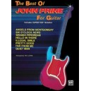Prine, John - The Best Of John Prine For Guitar - Includes Super TAB Notation