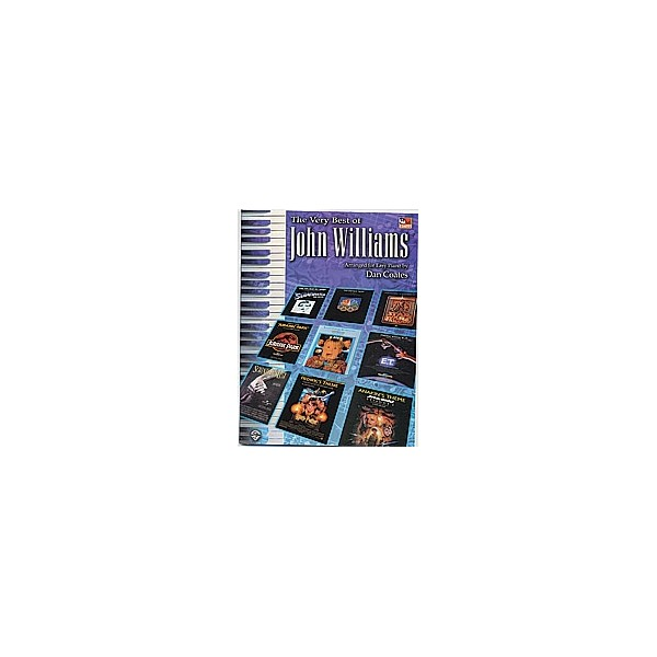 Williams, John - The Very Best Of John Williams - Easy Piano