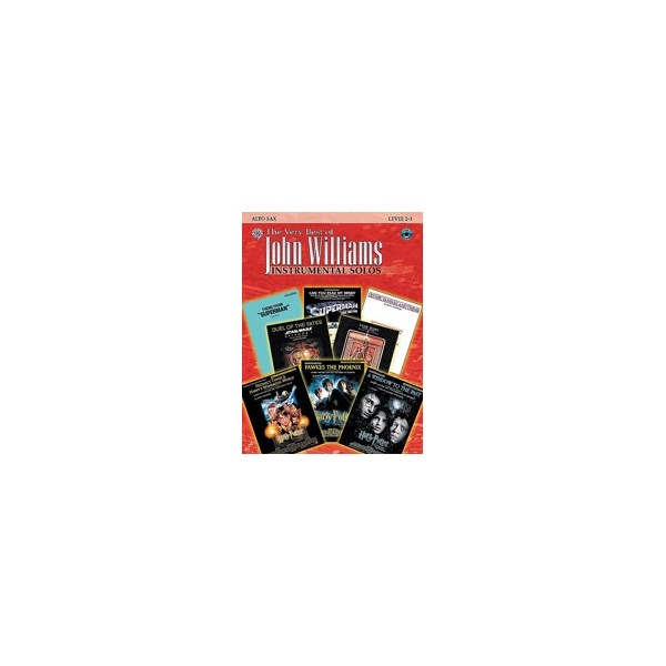 Williams, John - The Very Best Of John Williams - Alto Sax