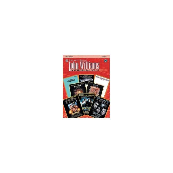 Williams, John - The Very Best Of John Williams - Tenor Sax