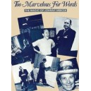 Mercer, Johnny - Too Marvelous For Words - The Magic of Johnny Mercer (Piano/Vocal/Chords)