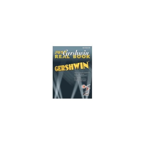 Gershwin, George - Just Gershwin Real Book Artist Edition - Fake Book Edition