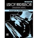 Anderson, Leroy - Leroy Anderson - Piano Arrangements