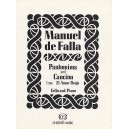 De Falla:Pantomima And Cancion From El Amor Brujo - De Falla, Manuel (Artist)
