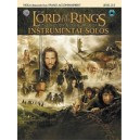 Shore, Howard - The Lord Of The Rings Instrumental Solos For Strings - Viola (with Piano Acc.)