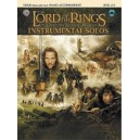 Shore, Howard - The Lord Of The Rings Instrumental Solos For Strings - Violin (with Piano Acc.)