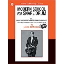 Goldenberg, M,  - Modern School For Snare Drum - With a Guide Book for the Artist Percussionist -- Covering All of the Instrumen