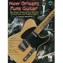 New Orleans Funk Guitar - The Guitar Styles of New Orleans Funk, Cajun, and Zydeco Greats