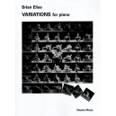 Brian Elias: Variations For Piano - Elias, Brian (Artist)