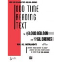 Bellson, Louis  - Odd Time Reading Text
