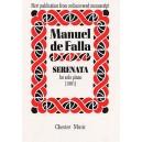De Falla:Serenata - De Falla, Manuel (Artist)