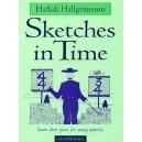 Halfidi Hallgrimmson: Sketches In Time - Hallgrímsson, Haflidi (Artist)