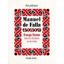 De Falla: Fuego Fatuo  Suite For Orchestra (Full Score) - De Falla, Manuel (Artist)