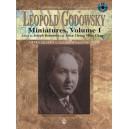 Godowsky, Leopold - Miniatures - Three Suites