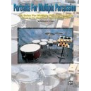 Portraits For Multiple Percussion -- 50 Solos For Multiple Percussion Setup - Based on the Rhythms of Portraits in Rhythm