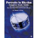 Cirone, Anthony J. - Portraits In Rhythm - Complete Study Guide