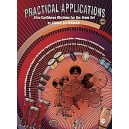 Practical Applications - Afro-Caribbean Rhythms for the Drum Set (Spanish, English Language Edition)