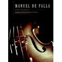 Manuel De Falla: Music for Violin and Piano (El Amor Brujo) - De Falla, Manuel (Composer)