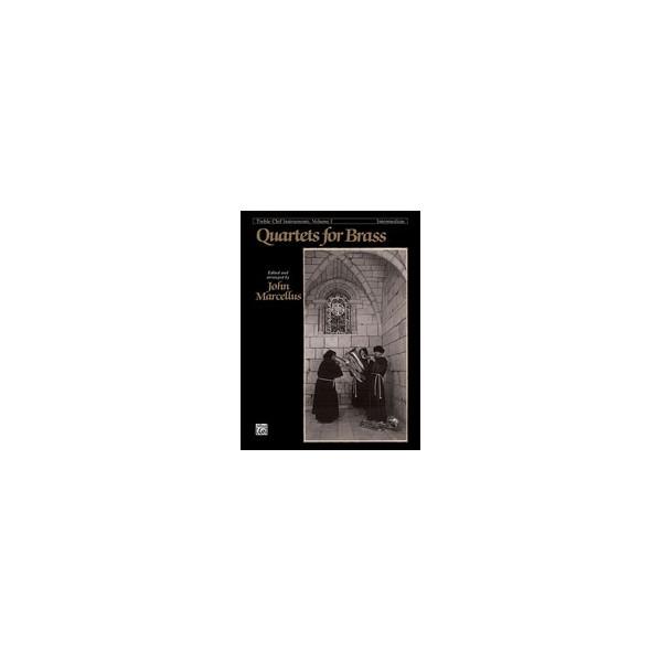 arr. Marcellus - Quartets For Brass - Treble Clef Instruments (Intermediate)