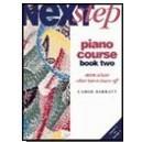 Next Step Piano Course Book 2 (carol Barratt) - Barratt, Carol (Artist)