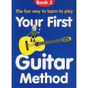 Your First Guitar Method: Book 2 - Thompson, Mary (Author)