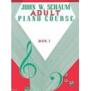 Schaum, John W. - Adult Piano Course