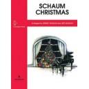 Schaum, Wesley  - Schaum Christmas - A -- The Red Book