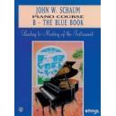 Schaum, John W. - John W. Schaum Piano Course - B -- The Blue Book