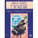 Schaum, John W. - John W. Schaum Piano Course - E -- The Violet Book