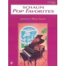 Schaum, Wesley (arranger) - Schaum Pop Favorites - C -- The Purple Book