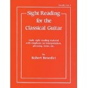 Sight Reading For The Classical Guitar - Level I-III