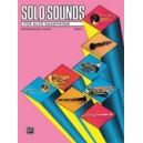 Various - Solo Sounds For Alto Saxophone - Levels 3-5 Piano Acc.