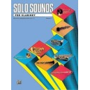 Various - Solo Sounds For Clarinet - Levels 1-3 Piano Acc.