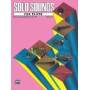 Various - Solo Sounds For Flute - Levels 3-5 Piano Acc.