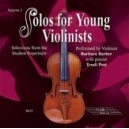 Barber, Barbara  - Vol.5 Solos For Young Violinists