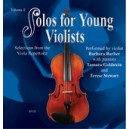 Barber, Barbara - Solos For Young Violists CD One