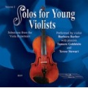 Barber, Barbara - Solos For Young Violists CD Two