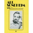 Sondheim, Stephen - All Sondheim - Piano/Vocal