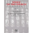 Rachmaninoff, S, arr. Douglas,W - Songs Of The Church - SATB divisi