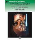 Williams, J, arr. Brubaker, J - Star Wars®: Episode Ii Attack Of The Clones - Featuring: Star Wars (Main Title) / Across the Sta