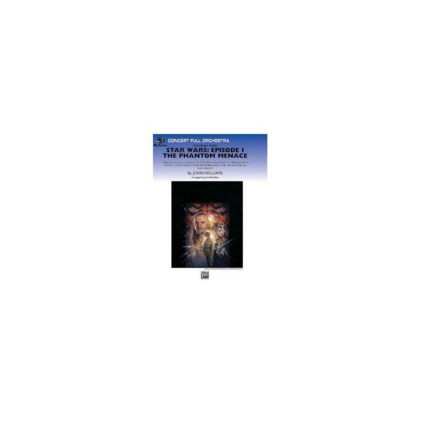 Williams, J, arr. Brubaker, J - Star Wars®: Episode I The Phantom Menace, Selections From