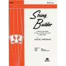 Applebaum, Samuel - String Builder - Violin