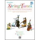 Applebaum, Samuel (arranger) - Stringtunes -- A Very Beginning Solo (or Unison) Songbook - Bass